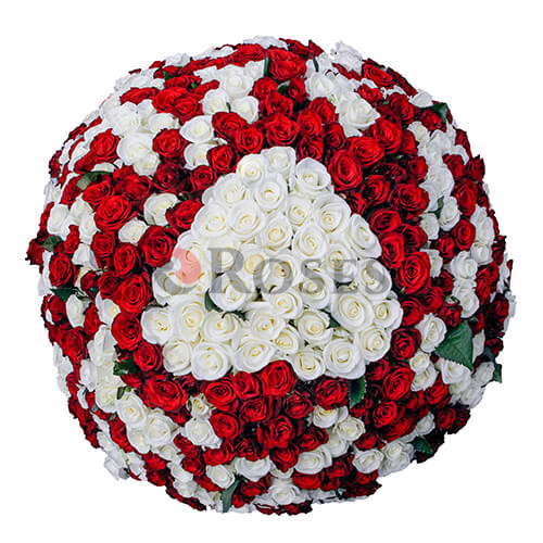 Bouquet Fairy Bali 505 roses