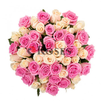 Bouquet Angel 51 roses